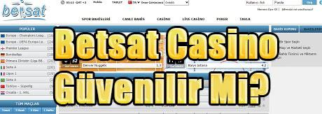 Betsat Nasıl Bir Site?, Betsat Lisanslı Mı?, Betsat Yasal Mı?, Betsat Casino